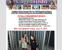 Caged Tushy Review by Quality Reality Paysites