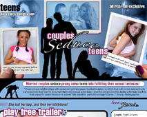 Couples Seduce Teens Review by Quality Reality Paysites